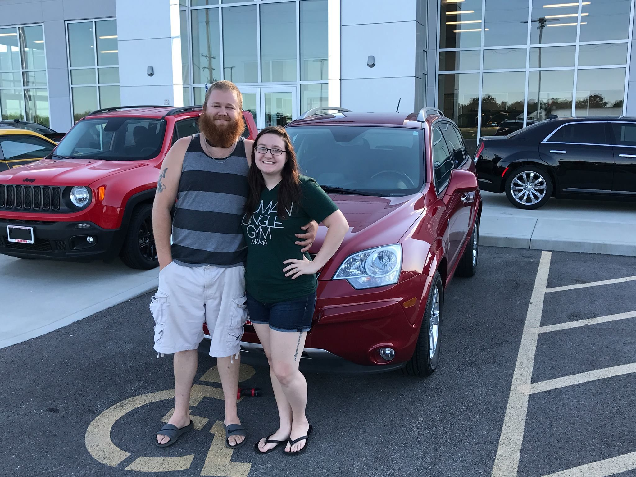 Congratulations Jonathin And Kayla On Your Purchase Of A Like