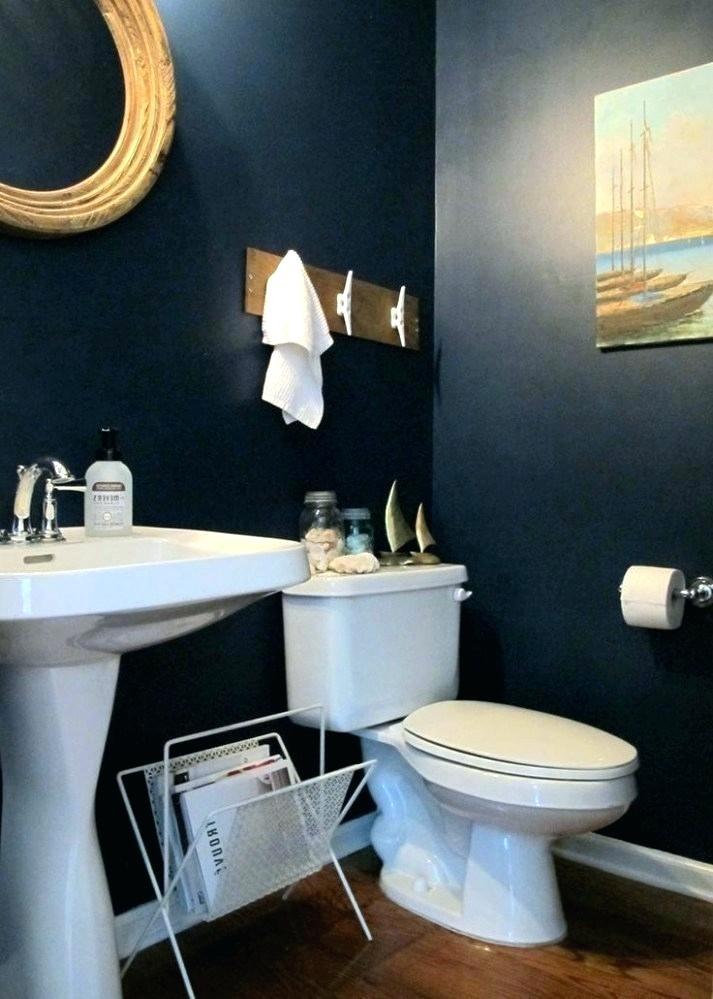 Dark Blue Wall Decor Blue Bathroom Decor Navy Blue Bathroom Decor Coma Studio Dark Blue Bathro Blue Bathroom Decor Navy Blue Bathrooms Navy Blue Bathroom Walls