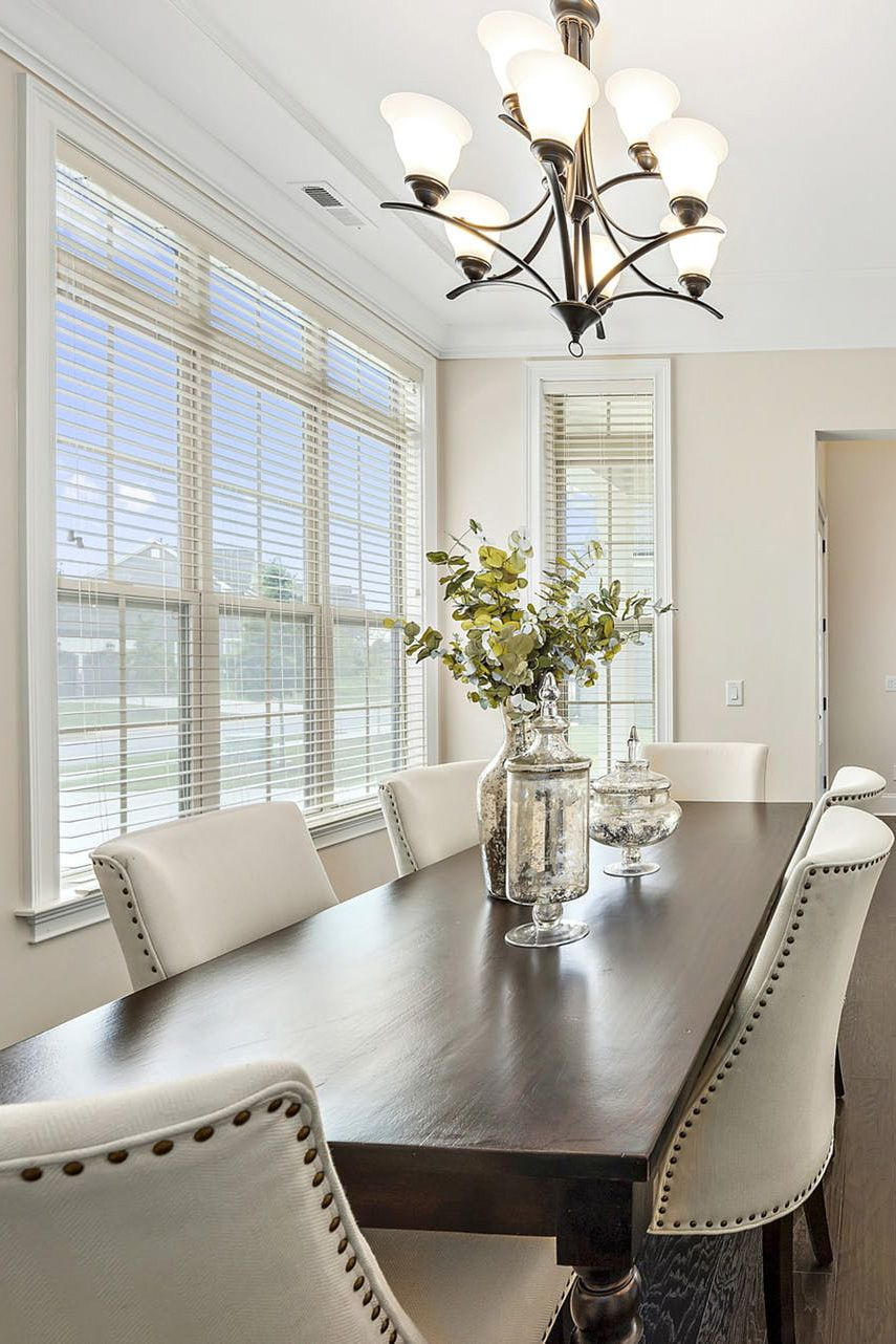 Entertain your friends in the peaceful dining room with a view. ruly ...