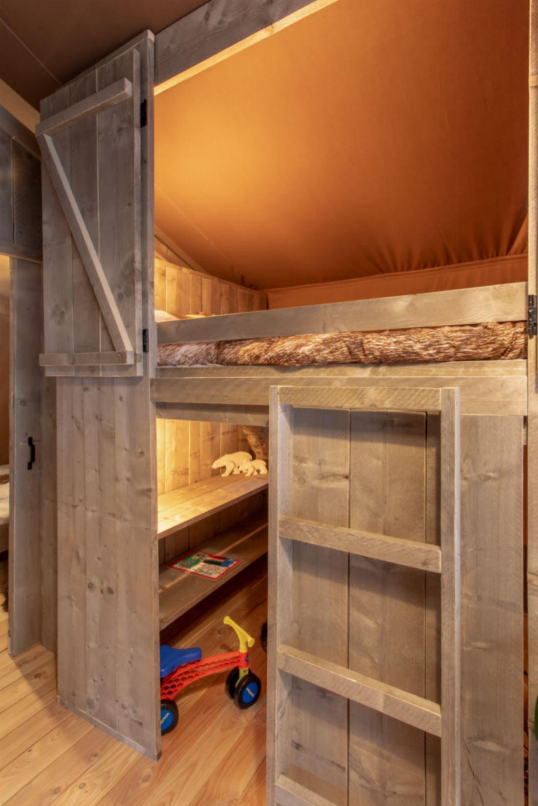 Solution Lit Pour Petit Espace nos hébergements   espace de jeu pour enfants, lit clos