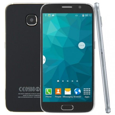 Goophone S6 5.0 inch Capacitive Screen Android OS 4.4 Smart Phone Quad Core 2.2-3.0GHz, ROM: 4GB,  143,00 euro
