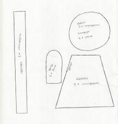 Feltro Fácil: Santo Antônio em Feltro