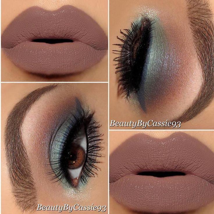 10 Winter 2015 Makeup Trends and Ideas!   Holiday makeup, Christmas makeup, Beauty makeup