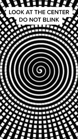 Look away after 10 seconds 👁
