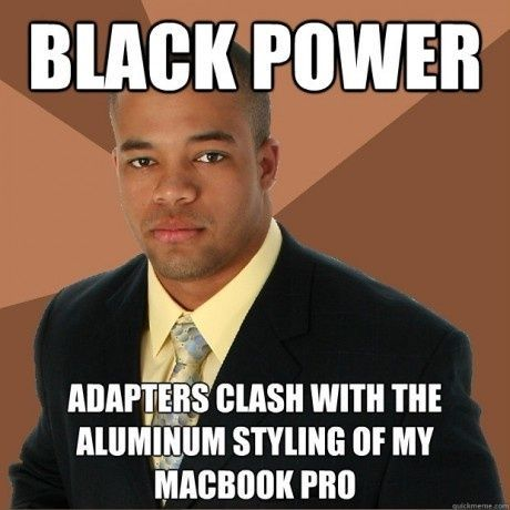 Black Power ...