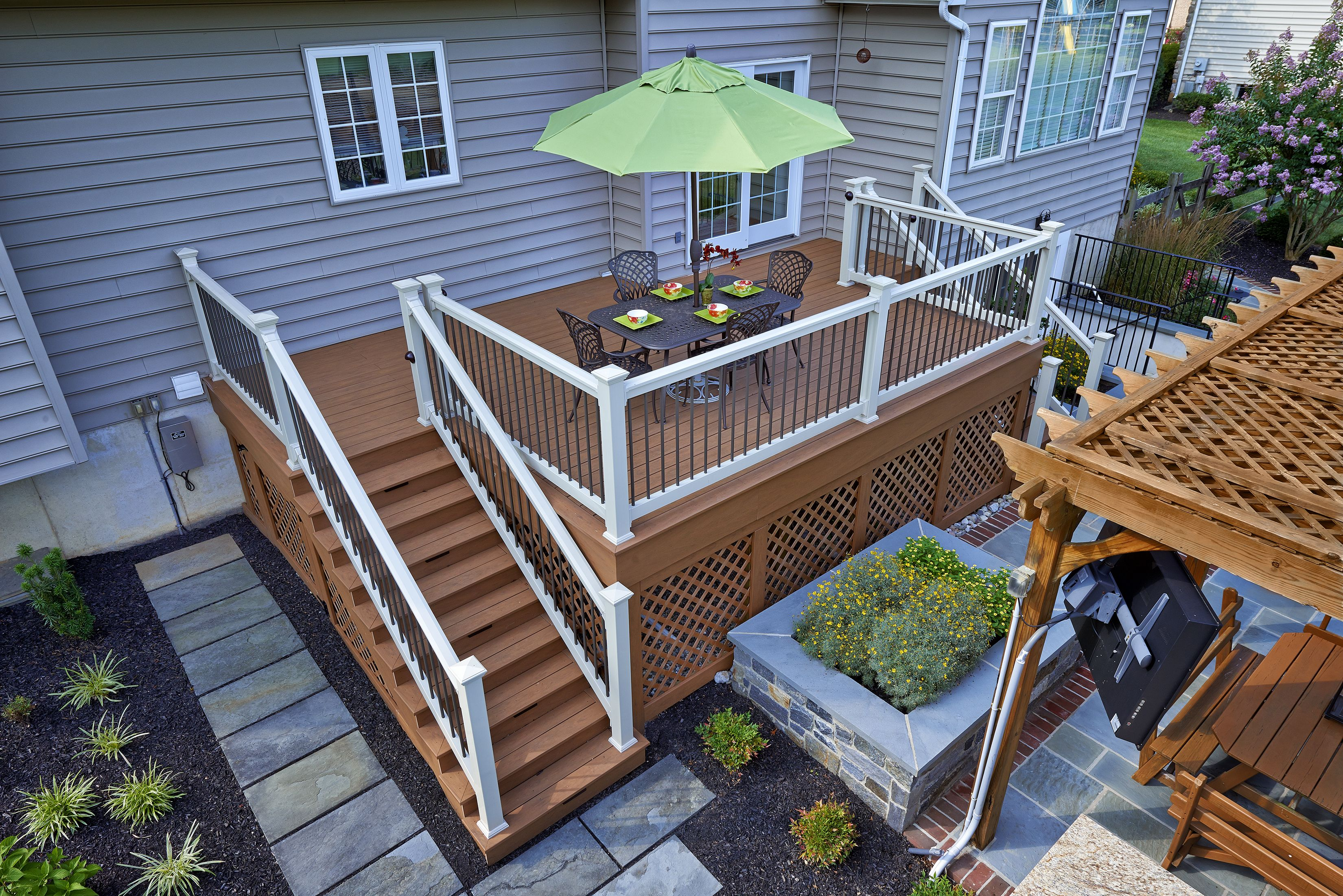 Outdoor Living | Deck designs backyard, Outdoor living ... on Disabatino Outdoor Living id=36966