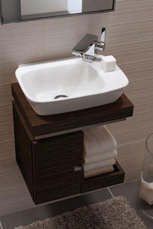 Waschtisch Gäste Wc 1 Progetto Bagno In 2019 Waschbecken