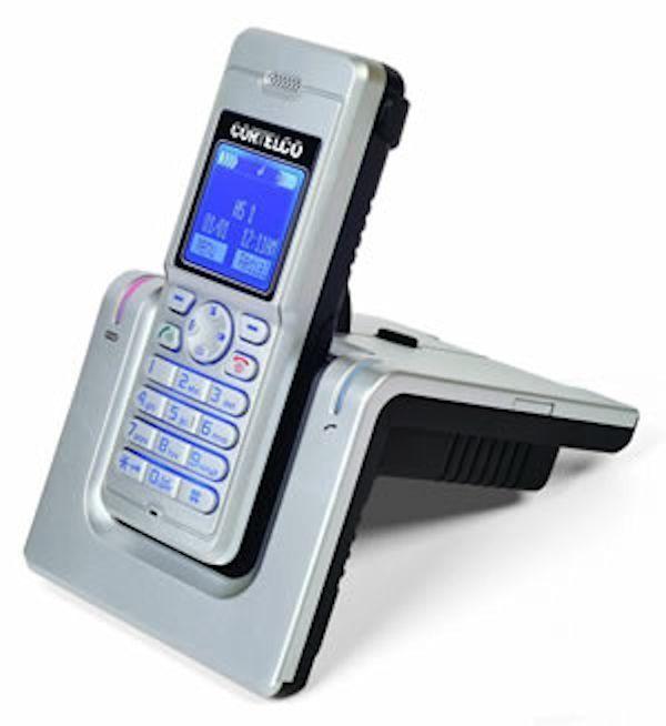Cortelco Itt 8015 Dect 6 0 Cordless Phone Has Headset Port Belt Clip Cortelco Cordless Telephone Phones For Sale Headset