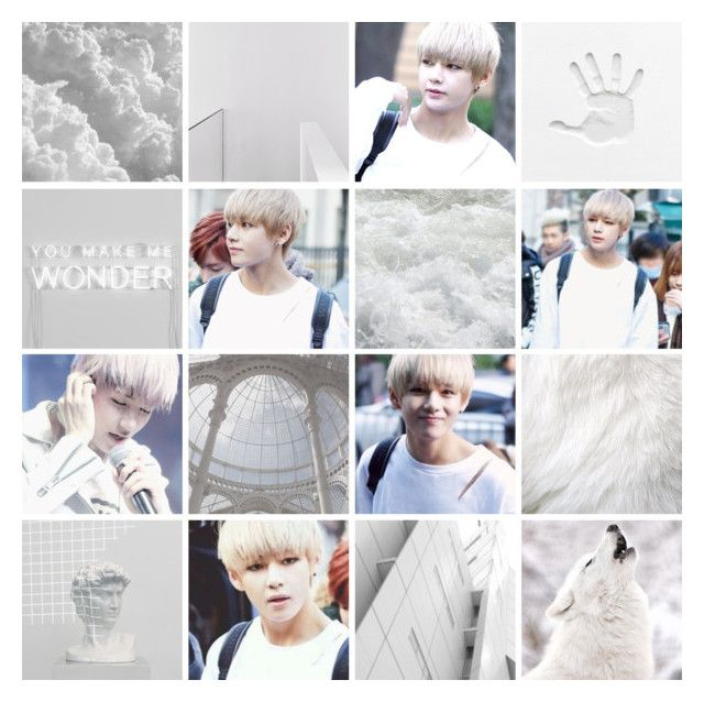 """""""Tae -Moodboard"""" by v-taetae ❤ liked on Polyvore featuring art and moodboard"""
