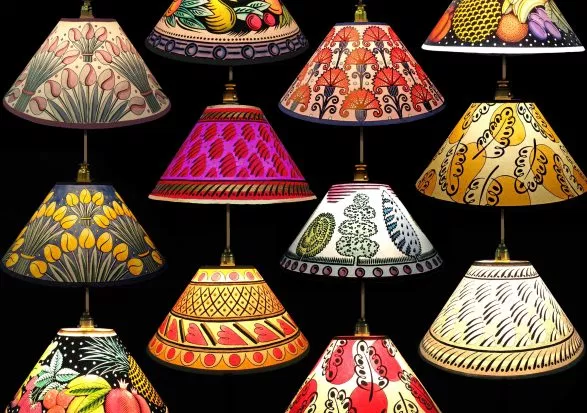 Event Beautiful Useful Craft At The Garden Museum Garden Museum Lamp Shades Diy Lamp Shade Origami Lampshade