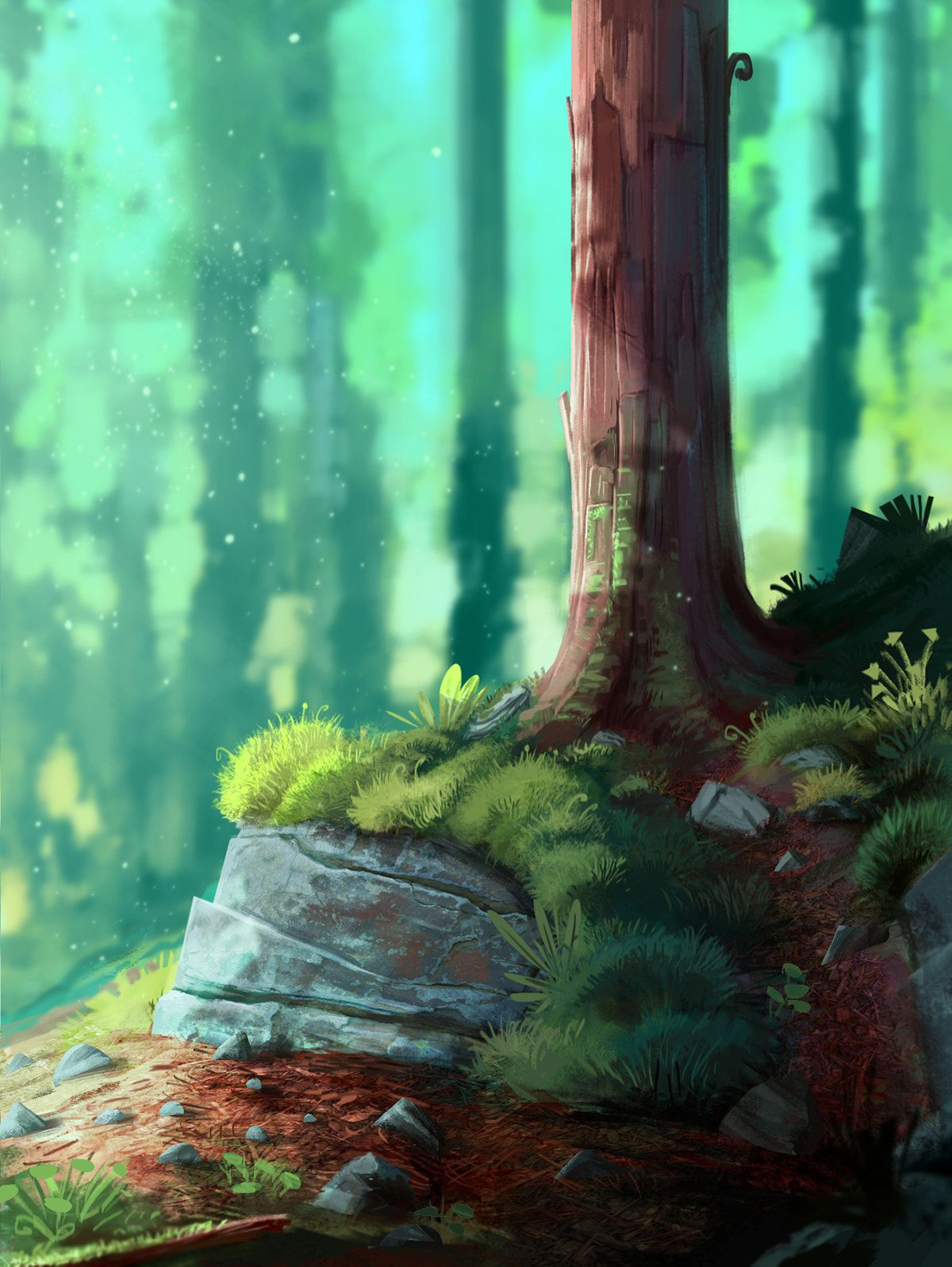 """ArtStation - """"Grizzy and the Lemmings"""" , Clement dartigues"""