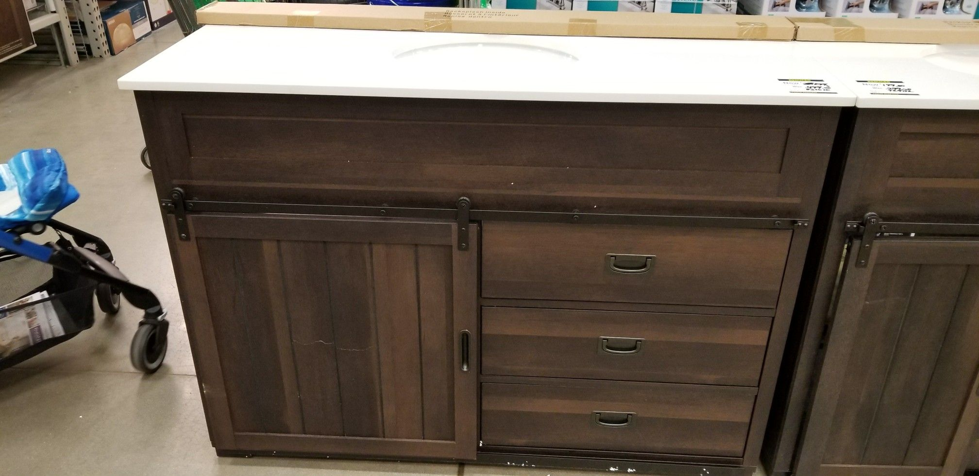 Pin by Joanna Souser on reno Vanity
