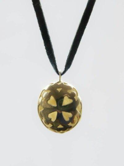 Erna HugKie Necklace Pendant Silver