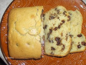 A'sfoodsessions: Chocolate Chip Pound Cake