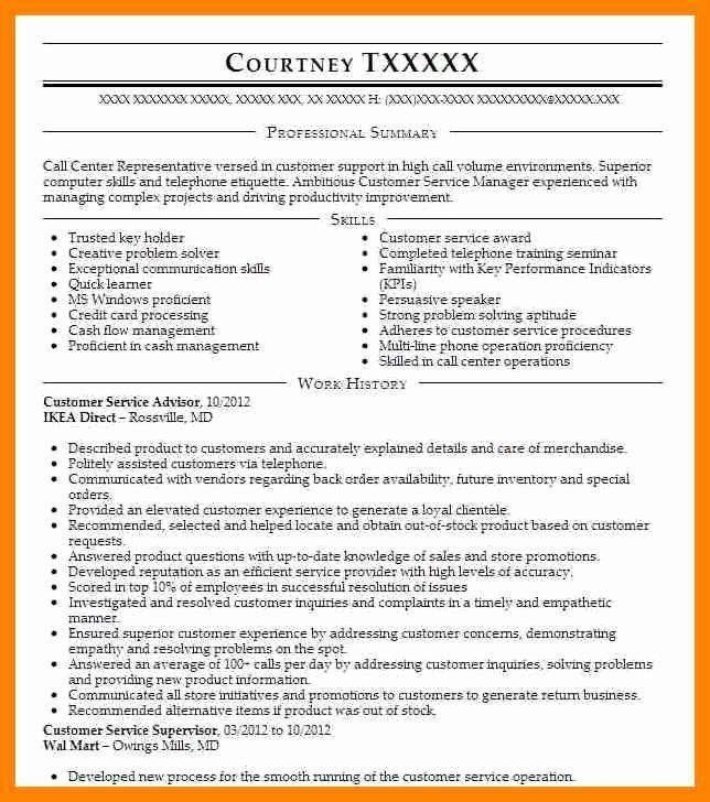 Automobile Service Advisor Resume Beautiful 6 Service Advisor Resumes Service Advisor Auto Service Resume