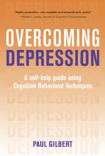 overcoming depression  a self