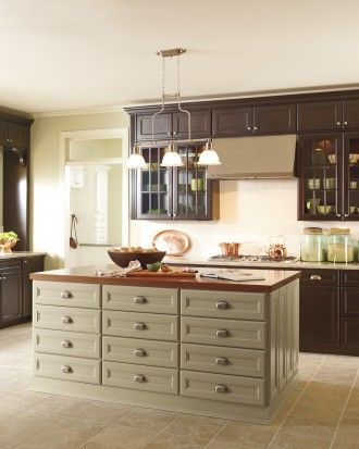 Martha Stewart Living Turkey Hill Kitchen