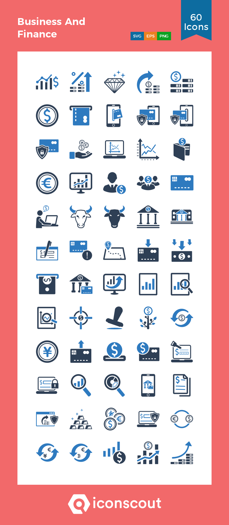 Download Business And Finance Icon Pack Available In Svg Png Eps Ai Icon Fonts Finance Icons Finance Icon Pack