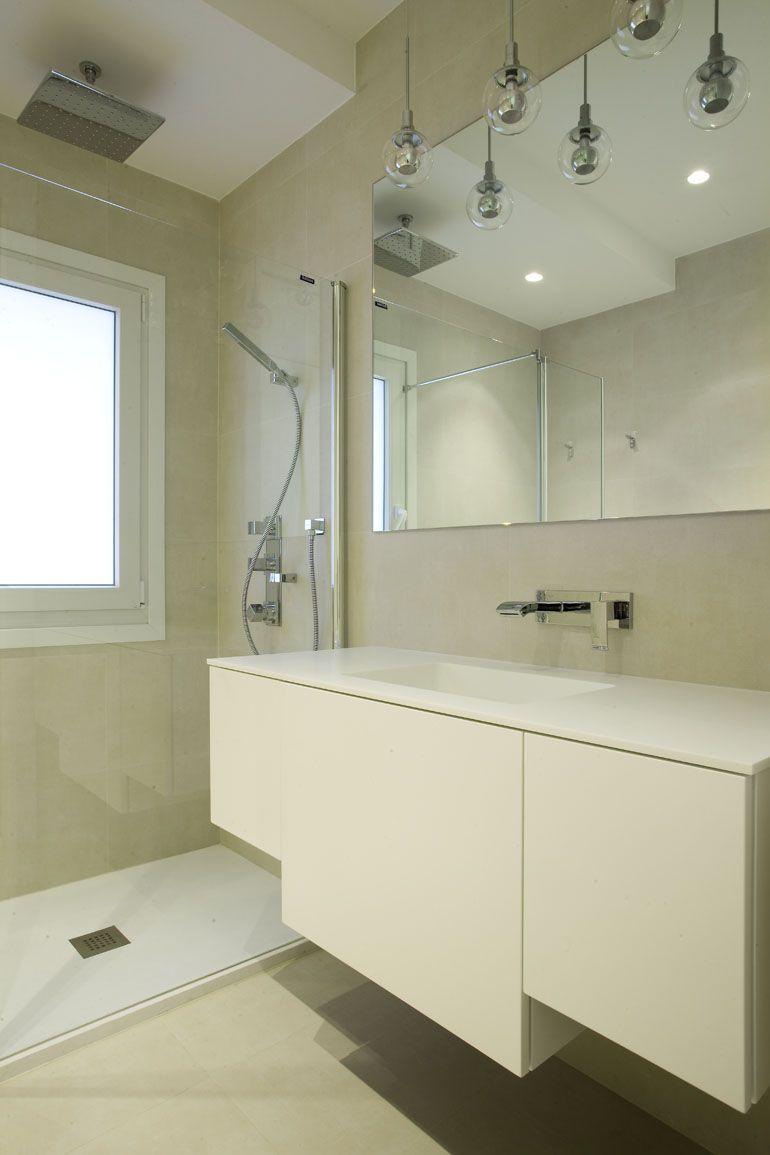 Cuarto de baño (con imágenes) | Pisos para baños, Baño de ...