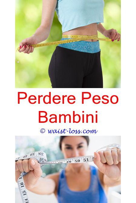 perdere peso gonfiore