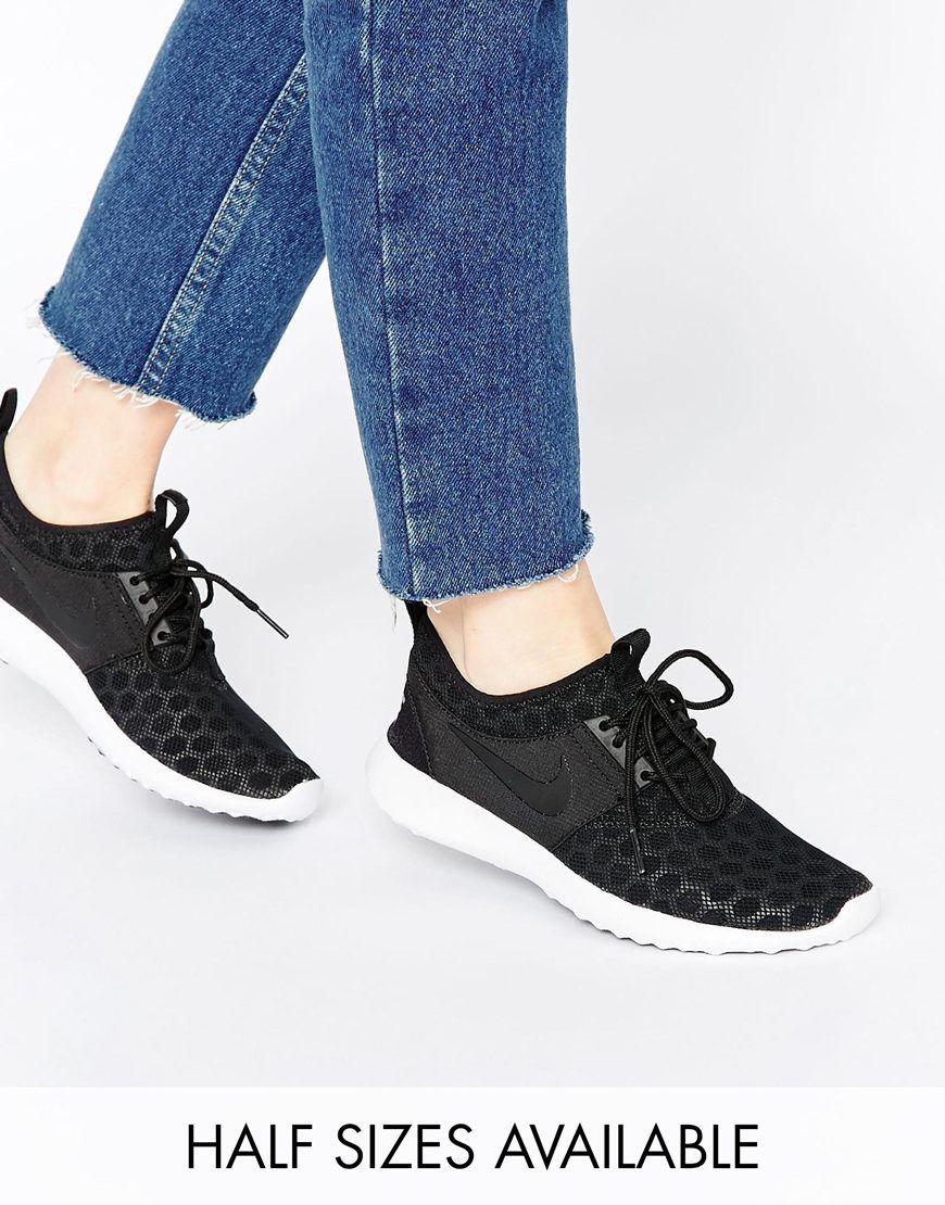 Nike Juvenate Black & White Trainers