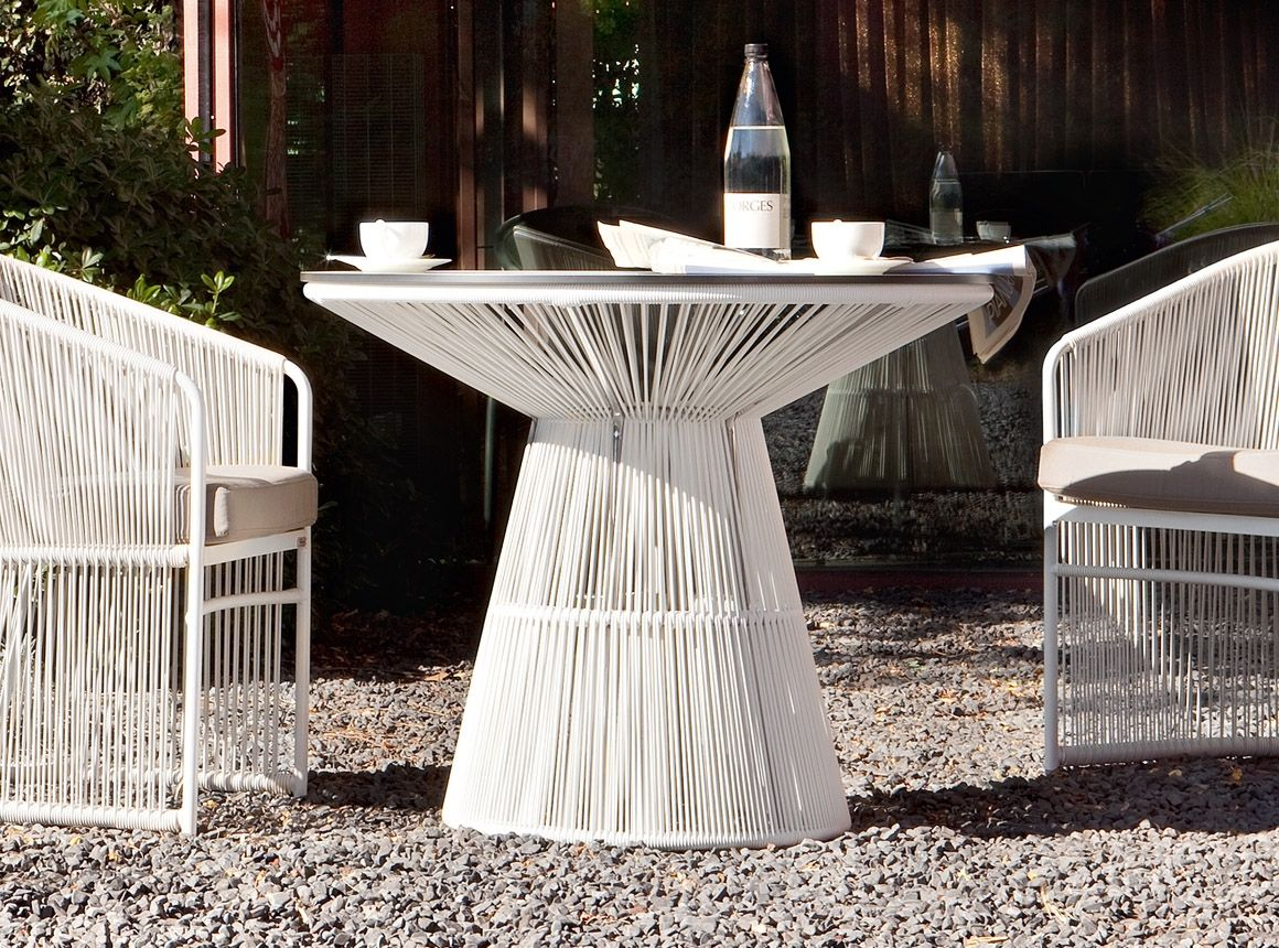 404 Not Found on Pinterest | Discover the best trending Dining ... - Varaschin - Tibidabo Dining Table #Outdoor #Luxury #Homeware