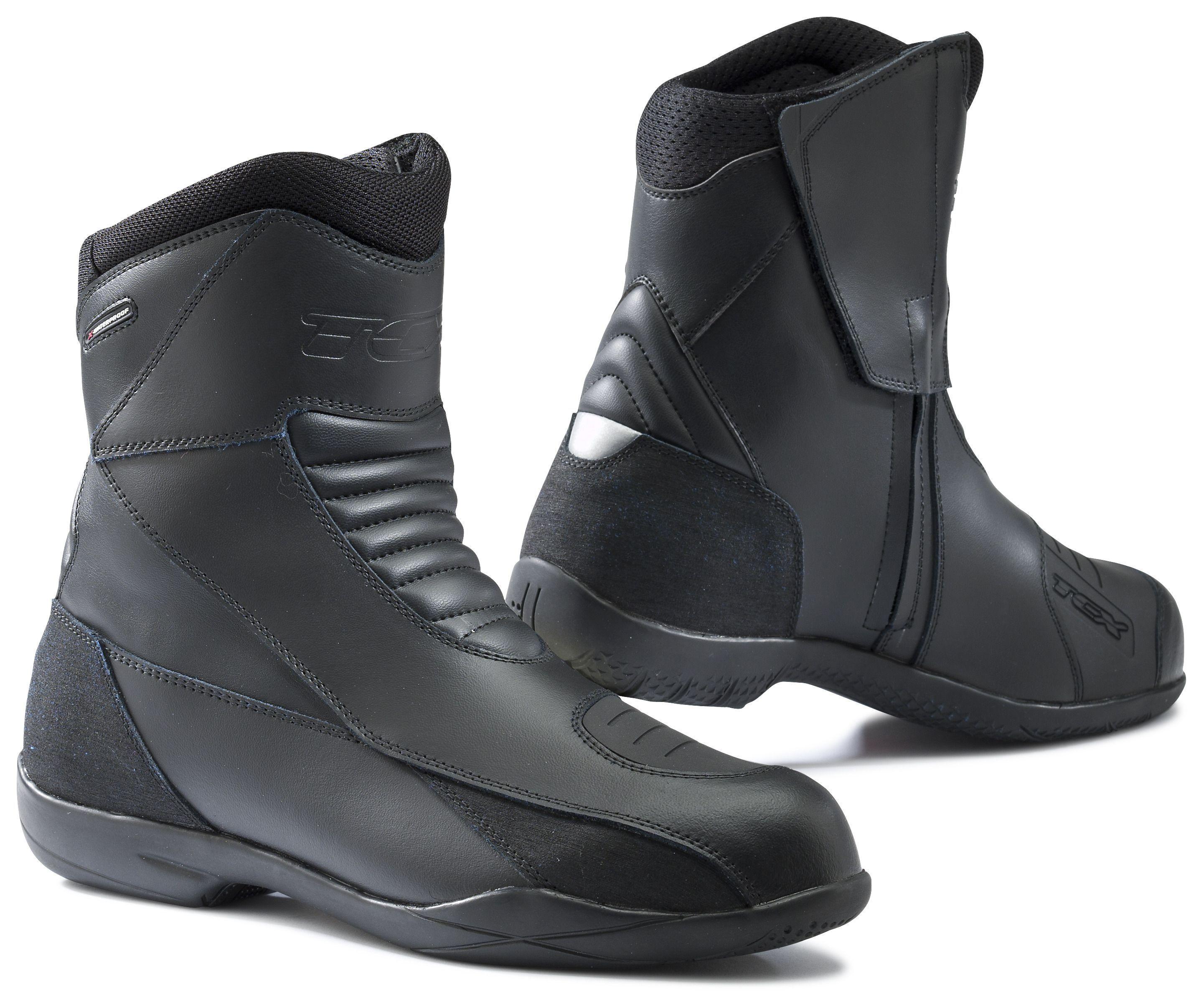 TCX Motorcycle Boots HUB WP