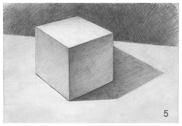 что квадрат рисунки карандашом фотоаппарат