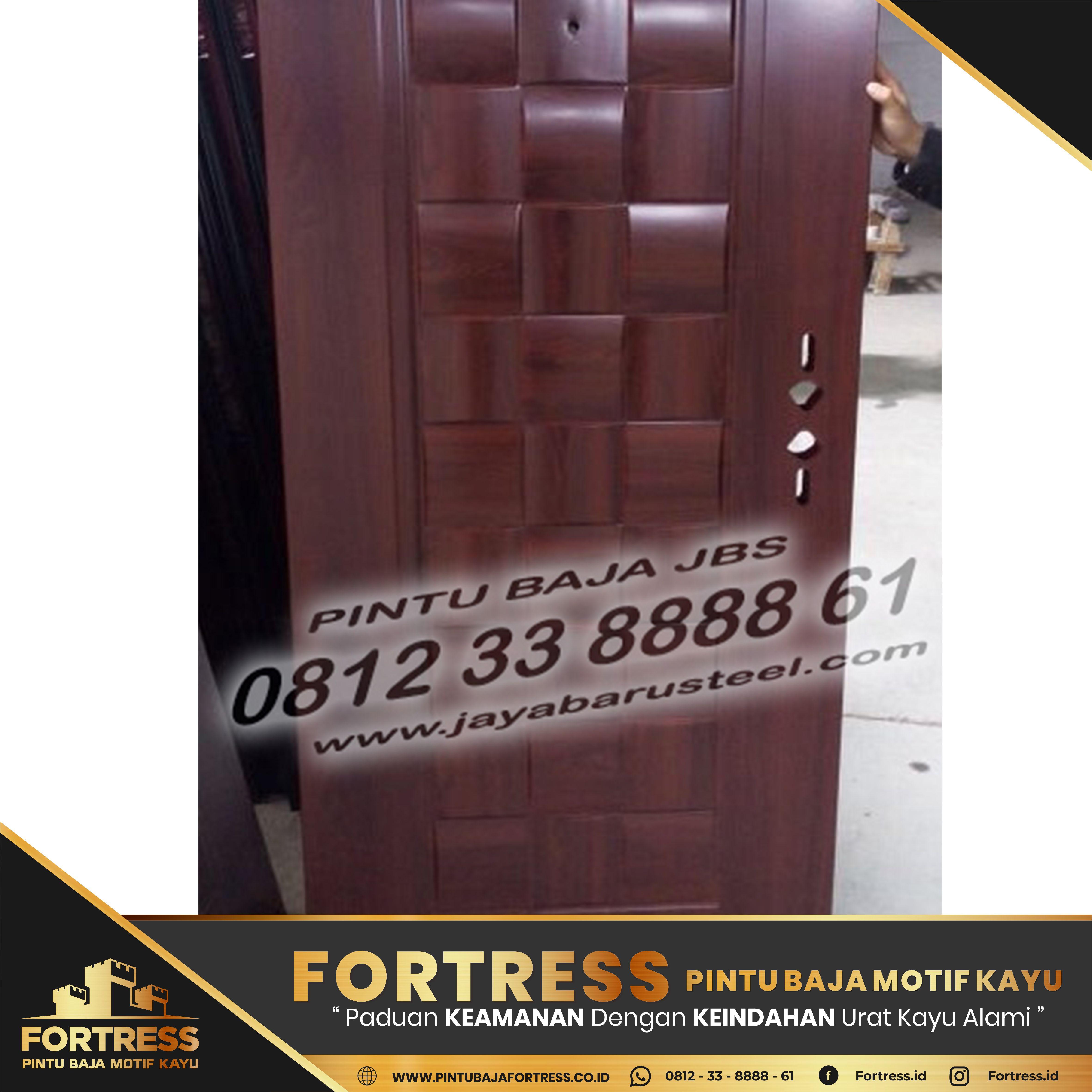 0812-91-6261-07 (FORTRESS) Banjar Masin Steel Iron Doors, …