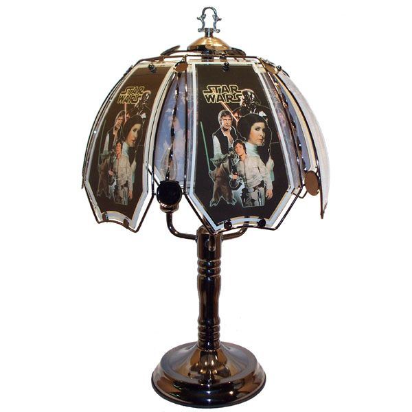 Star Wars Touch Lamp | Touch lamp, Star wars decor, Star