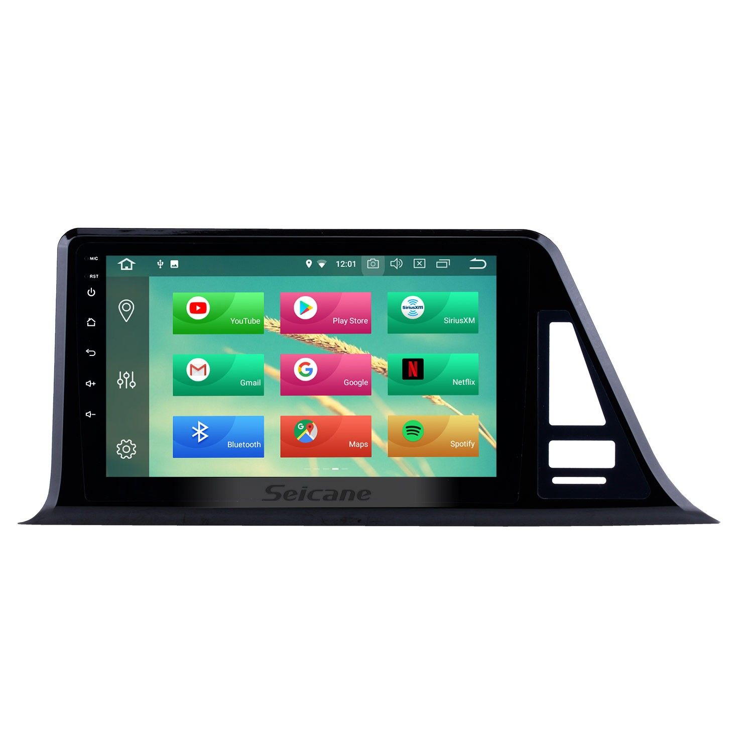 Seicane 2016-2018 Toyota C-HR 9 inch Android 8 0 Touch