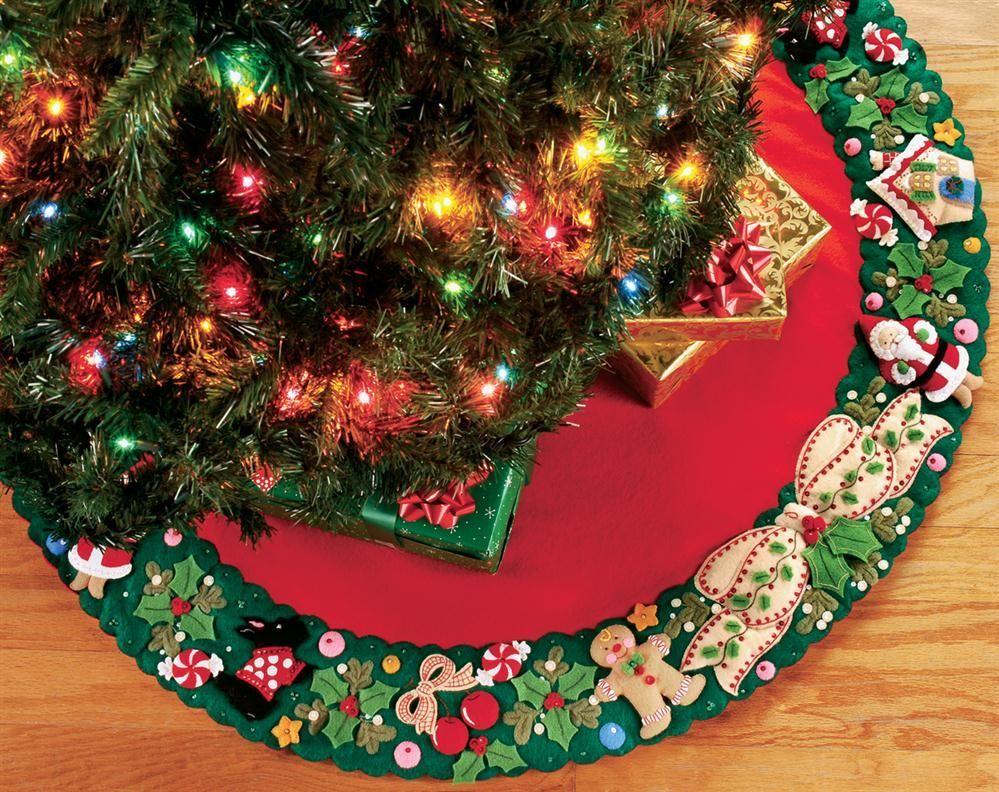 christmas tree skirts - 999×792