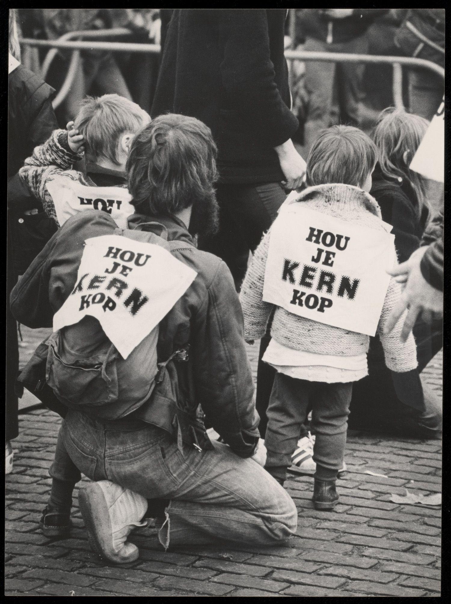 Demonstratie tegen kernwapens amsterdam 1978 facts in for Demonstratie amsterdam