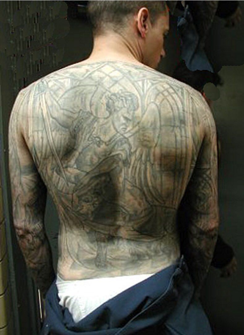 23++ Awesome Michael scofield tattoo map ideas in 2021