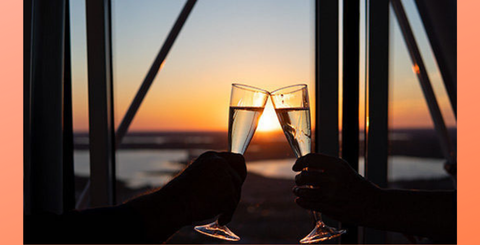 Celebrate New Year's Eve with special flight packages at