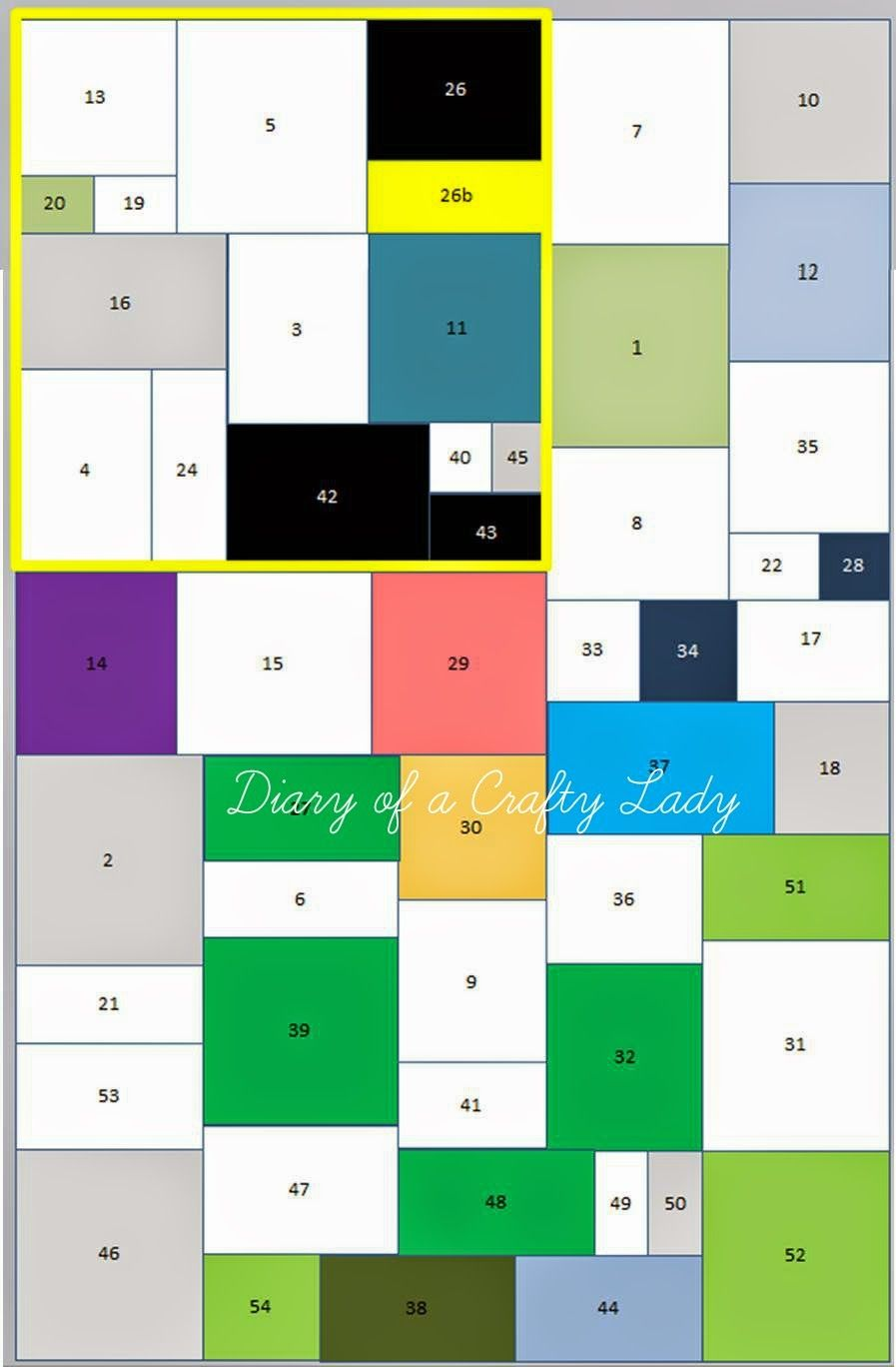 T Shirt Quilt Pattern With Different Size Blocks