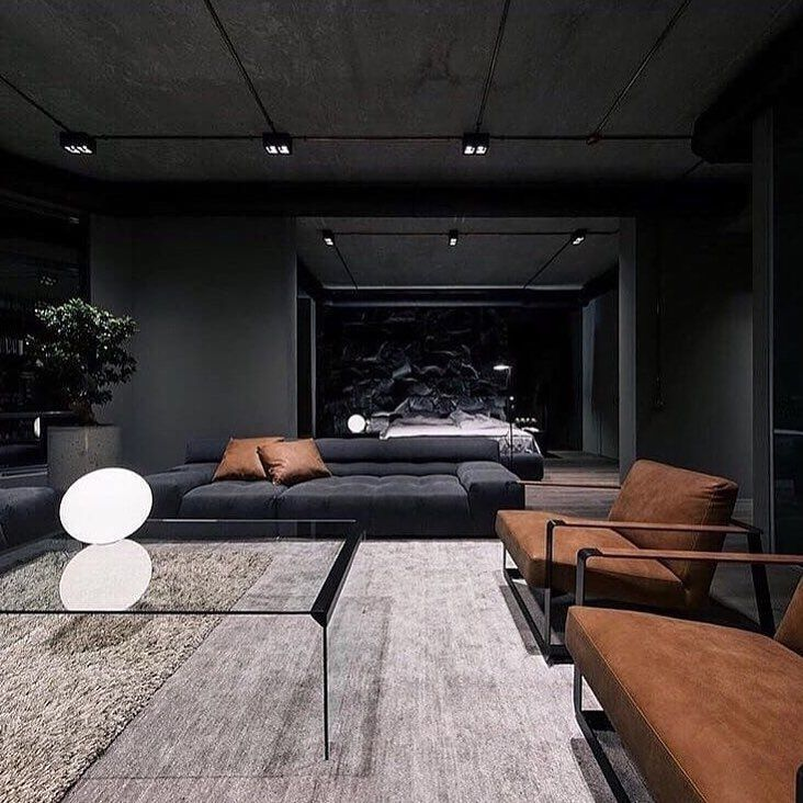 "55 Incredible Masculine Living Room Design Ideas Inspirations: Masculine Home Decor On Instagram: ""Mancave Nr 3"""