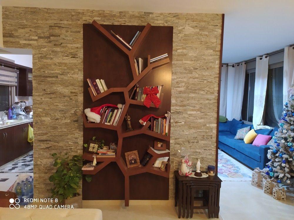 مكتبة خشب Home Decor Decor Bookcase
