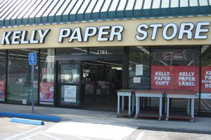 Kelly Paper Store In Upland Paper Store Paper Kelly