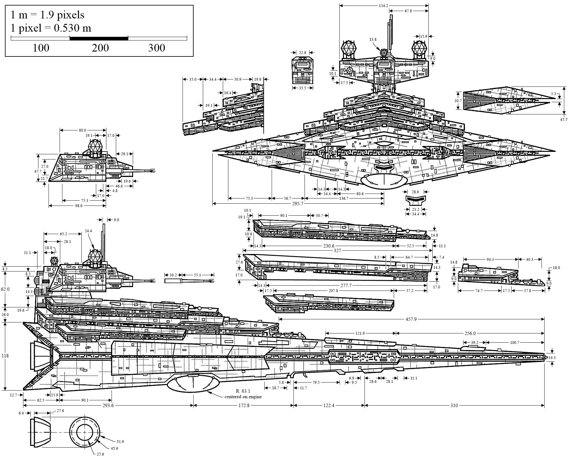 Resultat D Imatges De Venator Star Destroyer Mark Ii