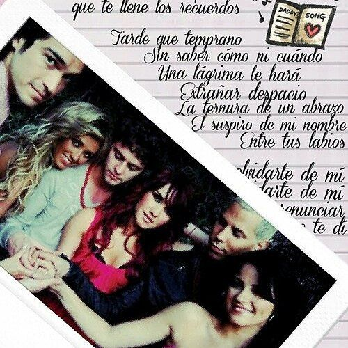 Te amooo....♥♡#rbd