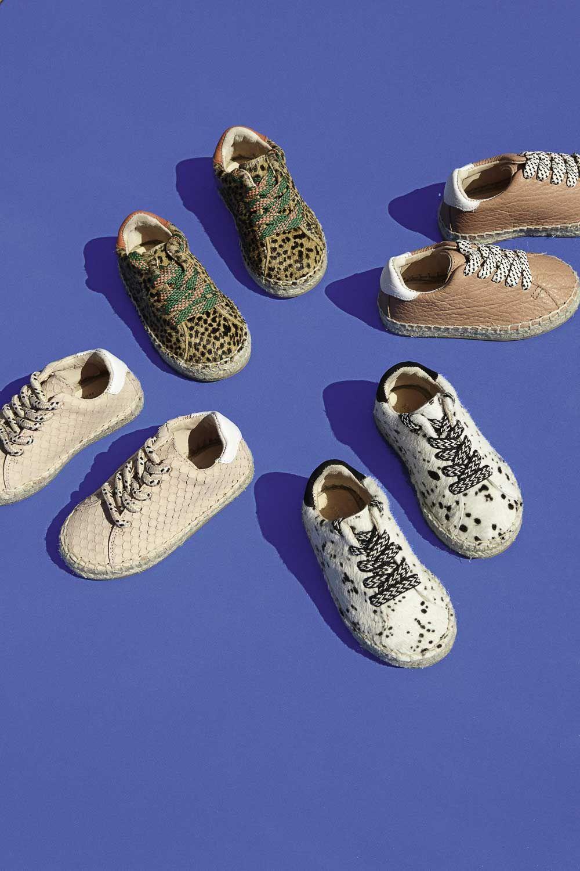1a8a6629e5e De kinderschoenen van het Spaanse footwear brand for kids Maison mangostan  is werkelijk een genot om naar te kijken.De modellen en details zijn stuk  ...