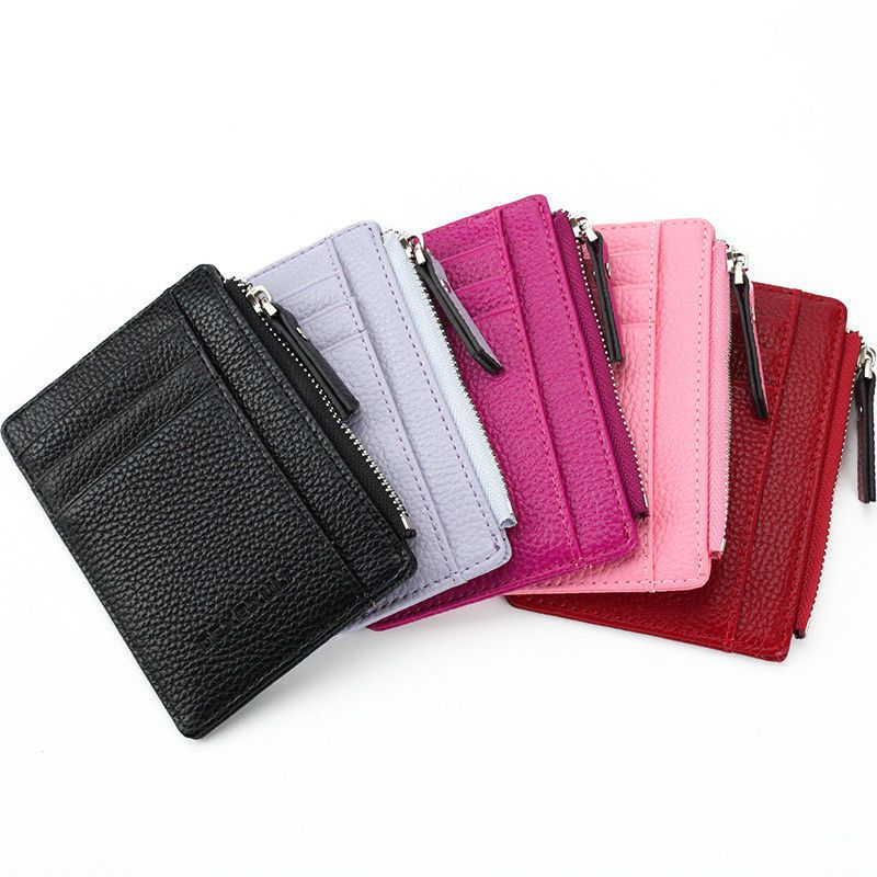 38f2cf60b46 Women Mini Credit Card Holder Wallet Small Lady Purse Money Bag Slim Coin  Purse  fashion  clothing  shoes  accessories  womensaccessories  wallets  (ebay ...