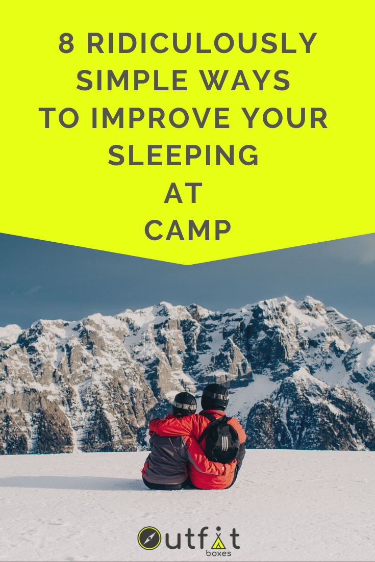 These winter camping tips will help you have a deep comfy ...