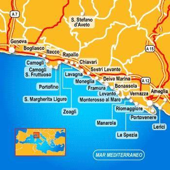 Pin By Romantic Getaways On Italy Pinterest Portofino Italy Map