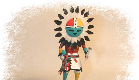 White Wolf Traditional Hopi Kachina Dolls And Their Sacred Meaning