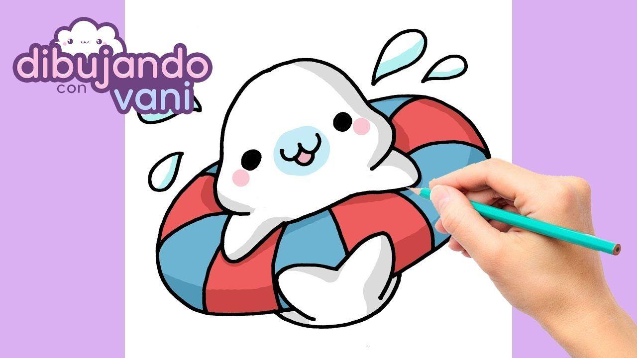 Como Dibujar Mamegoma Kawaii Dibujos Faciles Anime Para Colorear Foca Dibujos Kawaii Kawaii Dibujos Faciles