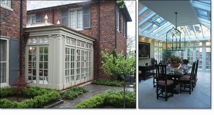 Pin By Rachel Petersen On Conservatory Rooms Dream House Exterior Orangery Sunroom Addition