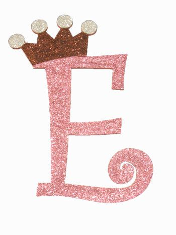 Love Kyleigh Has The Same K In Her Room With A Pink Black Crown Crafts Lettering Alphabet My Princess