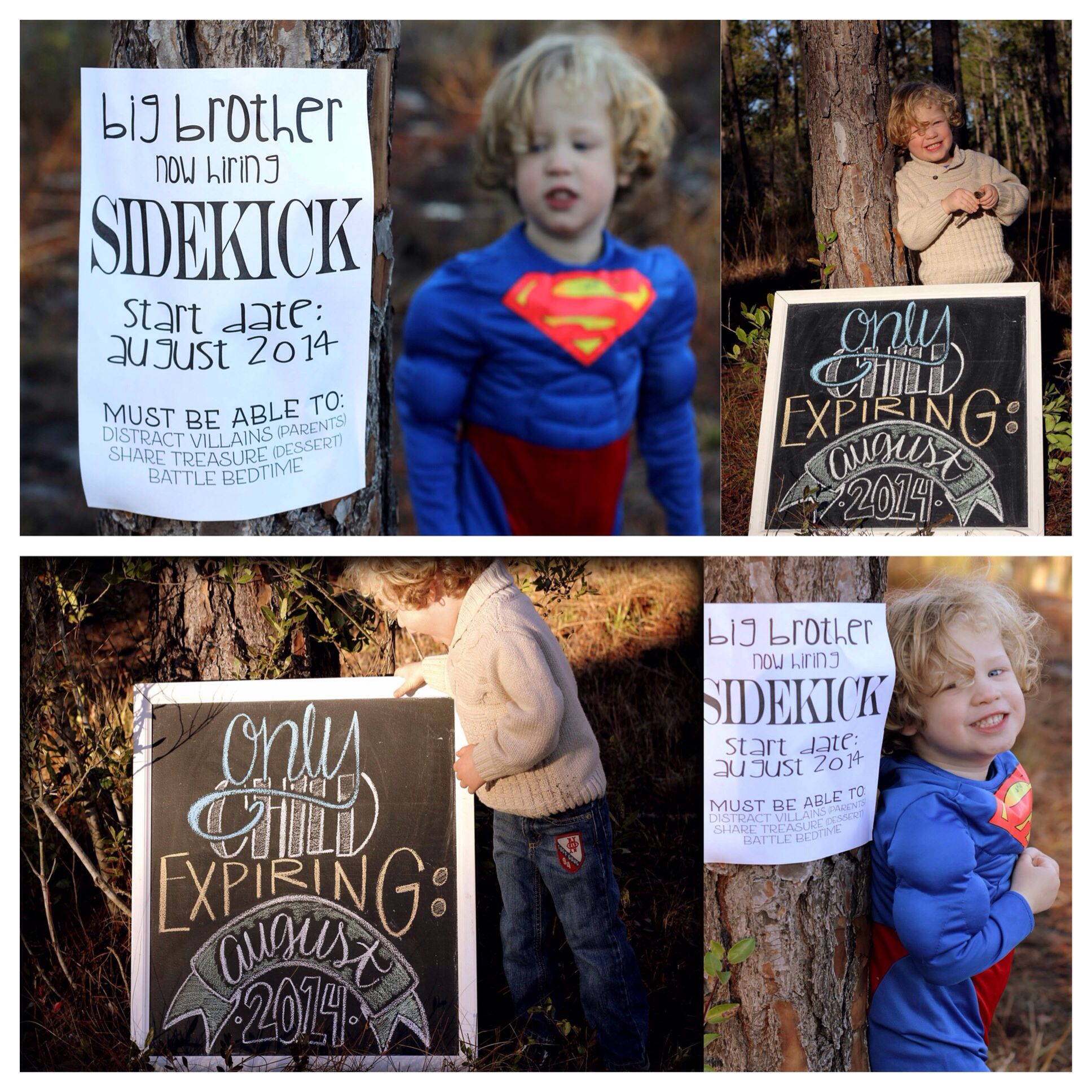 Super awesome pregnancy announcement Movie Poster Themed – Birth Announcement Ideas Pictures